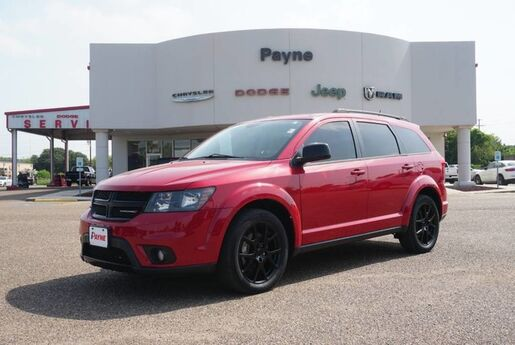 2017 Dodge Journey GT Weslaco TX