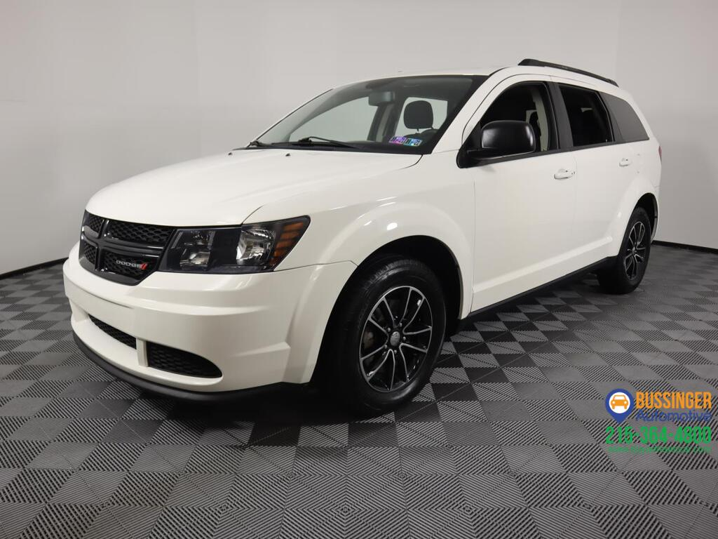 2017 Dodge Journey SE - 3rd Row Seating Feasterville PA