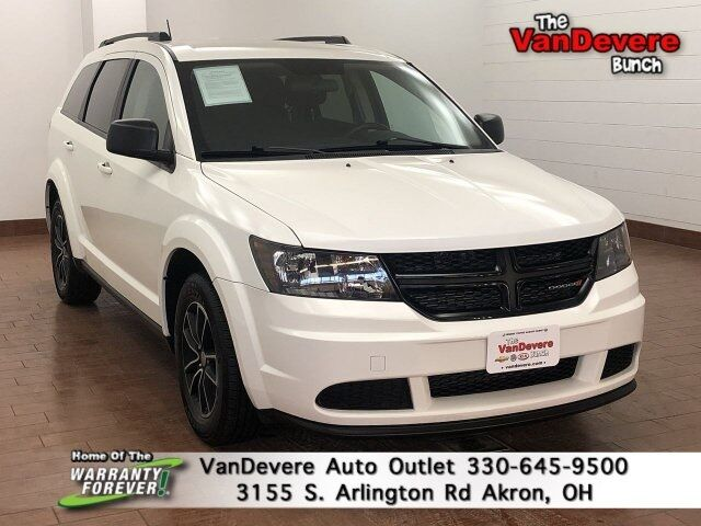 2017 Dodge Journey SE Akron OH