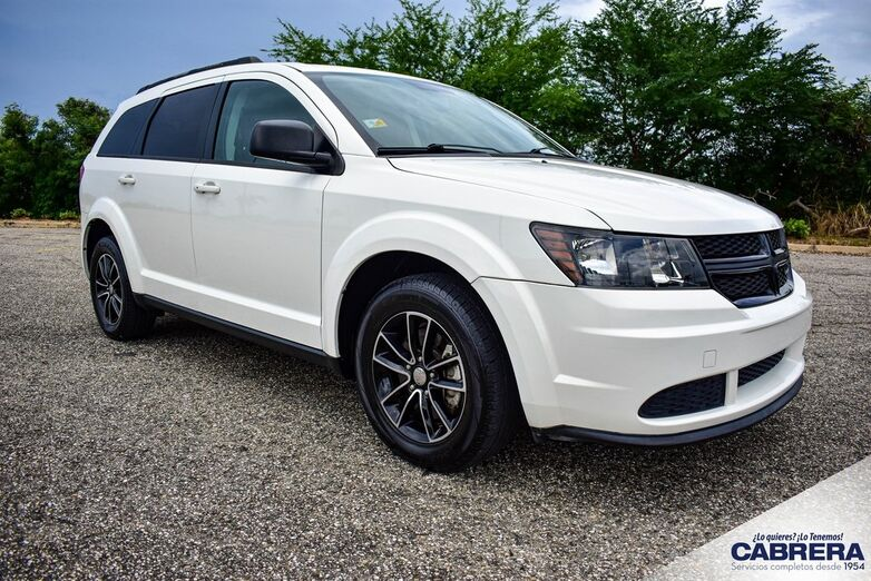 2017 Dodge Journey SE Arecibo PR