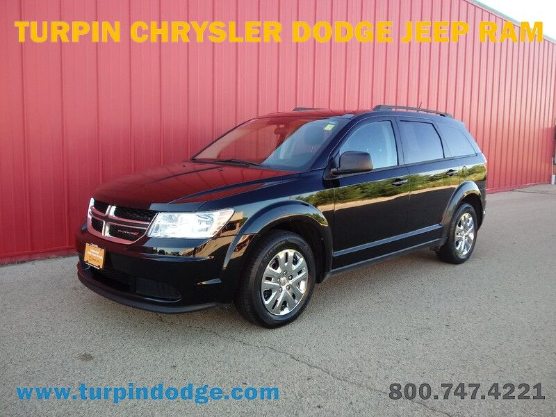 2017 Dodge Journey SE Dubuque IA