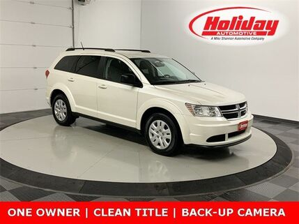 2017_Dodge_Journey_SE_ Fond du Lac WI