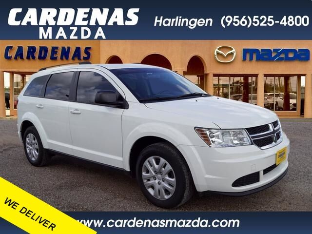 2017 Dodge Journey SE Harlingen TX