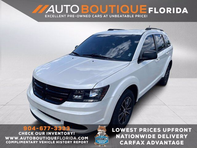 2017 Dodge Journey SE Jacksonville  FL