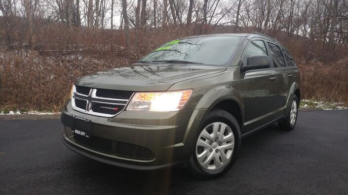 2017 Dodge Journey SE Rock City NY