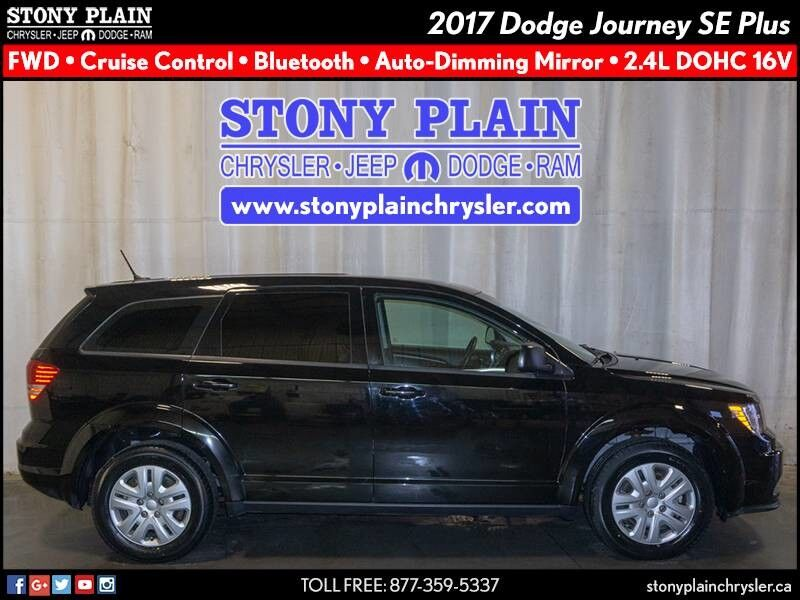 2017 Dodge Journey SE Plus Stony Plain AB
