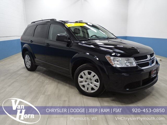 2017 Dodge Journey SE Plymouth WI