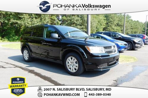 2017_Dodge_Journey_SE Pohanka Certified_ Salisbury MD