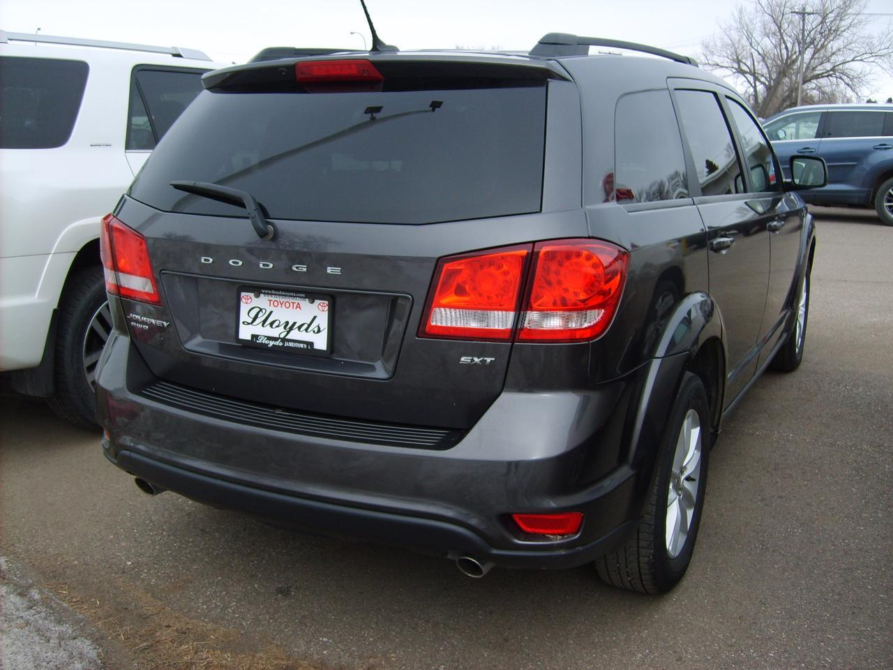 2017 Dodge Journey SXT AWD Jamestown ND