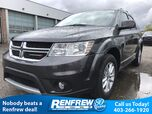 2017 Dodge Journey SXT AWD, Push Button Start, Sunroof, 17 Alloy Wheels