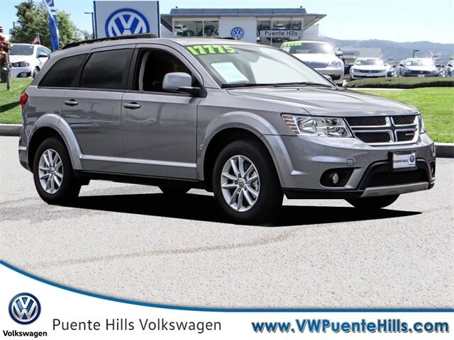 2017 Dodge Journey SXT City of Industry CA