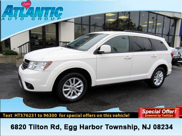 2017 Dodge Journey SXT Egg Harbor Township NJ