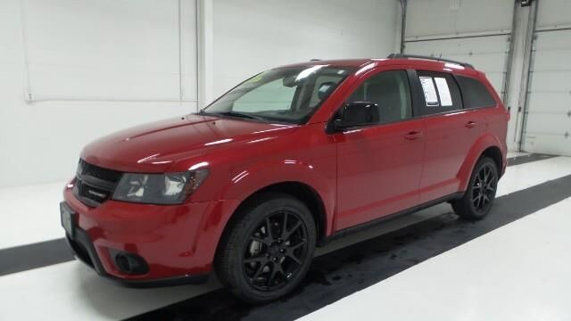 2017 Dodge Journey SXT FWD Topeka KS