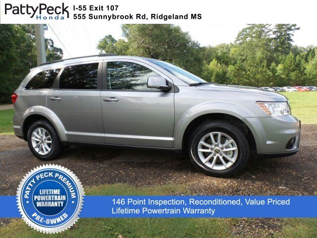 2017 Dodge Journey SXT FWD Jackson MS