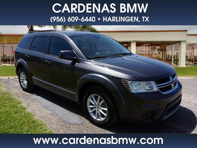 2017 Dodge Journey SXT Harlingen TX