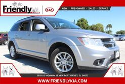 2017_Dodge_Journey_SXT_ New Port Richey FL