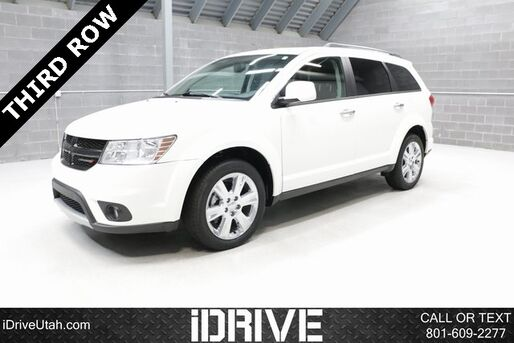 2017_Dodge_Journey_SXT_ Orem UT