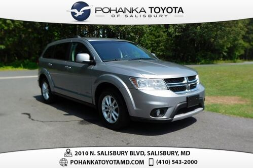 2017_Dodge_Journey_SXT_ Salisbury MD