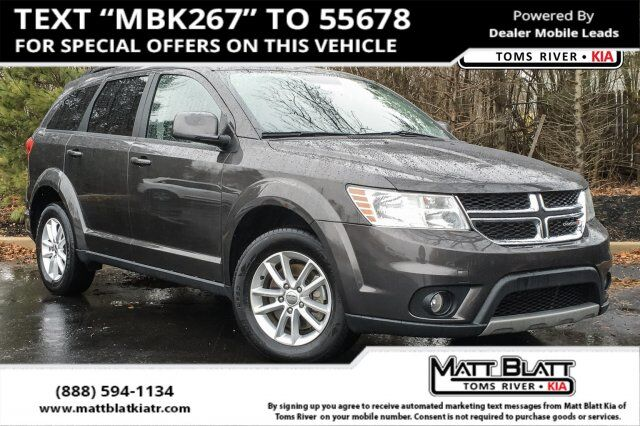 2017 Dodge Journey SXT Toms River NJ
