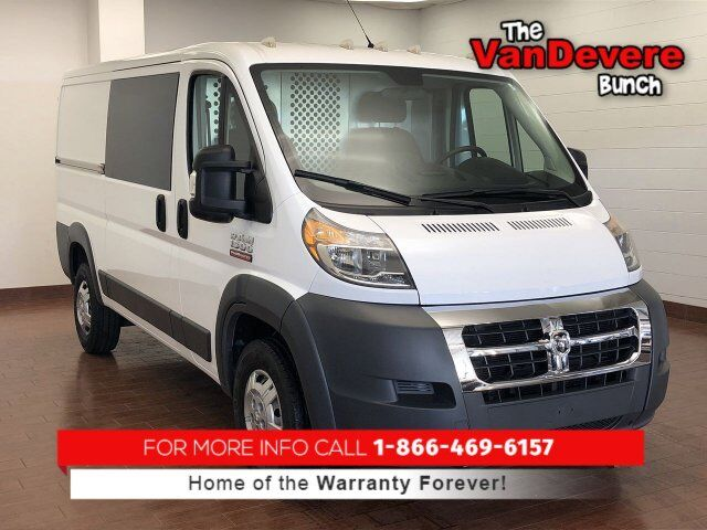 2017 Dodge ProMaster Cargo Van Low Roof Akron OH
