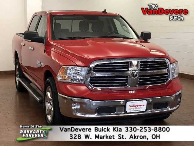 2017 Dodge Ram 1500 Big Horn Akron OH