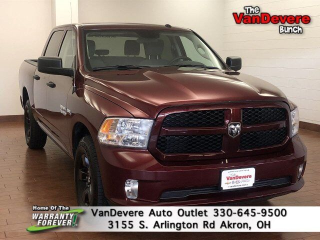 2017 Dodge Ram 1500 Express Akron OH