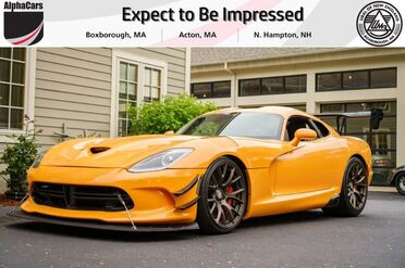 2017_Dodge_Viper_ACR Extreme_ Boxborough MA