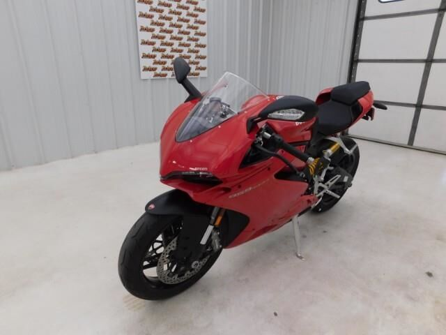 2017 Ducati PANI 959 Red Manhattan KS