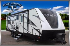 2017 Dutchmen Kodiak Ultimate 291RESL Double Slide Travel Trailer