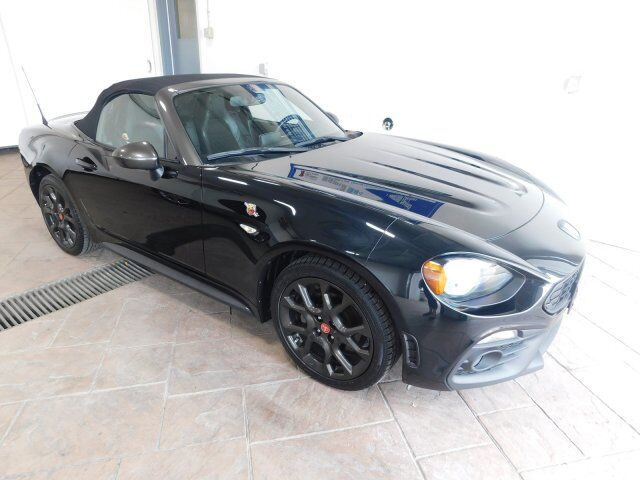 2017 FIAT 124 Spider Abarth CONVERTIBLE Listowel ON
