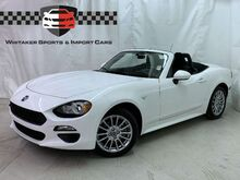 2017_FIAT_124 Spider_Classica Technology 6 Speed Manual_ Maplewood MN