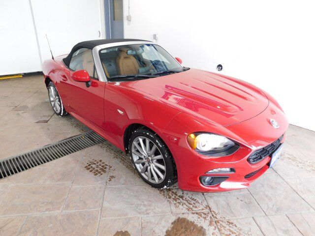2017 FIAT 124 Spider Lusso *CONVERTIBLE* LEATHER Listowel ON