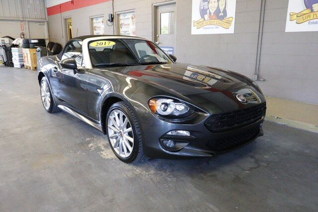 2017 FIAT 124 Spider Lusso Winter Haven FL
