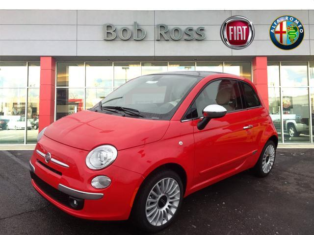 2017 FIAT 500 Lounge Centerville OH