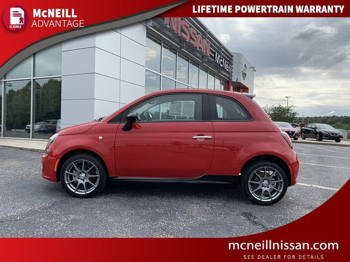 2017 FIAT 500 Pop High Point NC