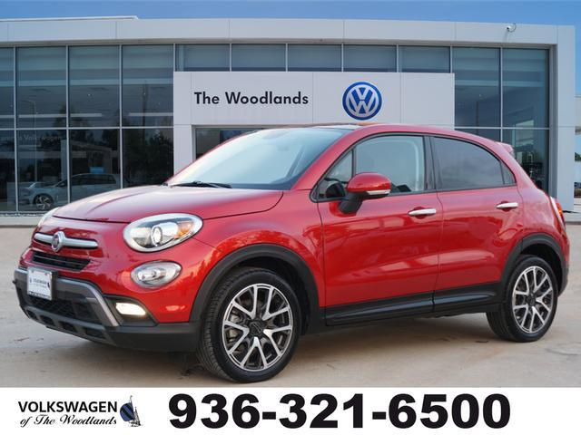 2017 FIAT 500X 4D SUV FWD The Woodlands TX