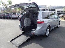 2017_FMI Toyota_Sienna Kneelvan_Wheelchair Accessible Van_ Anaheim CA