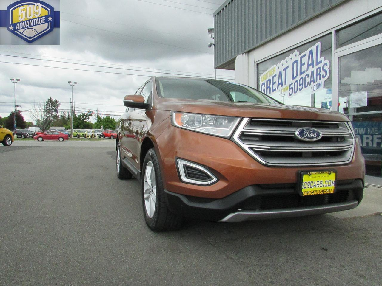 2017 FORD EDGE SEL AWD SEL Spokane Valley WA