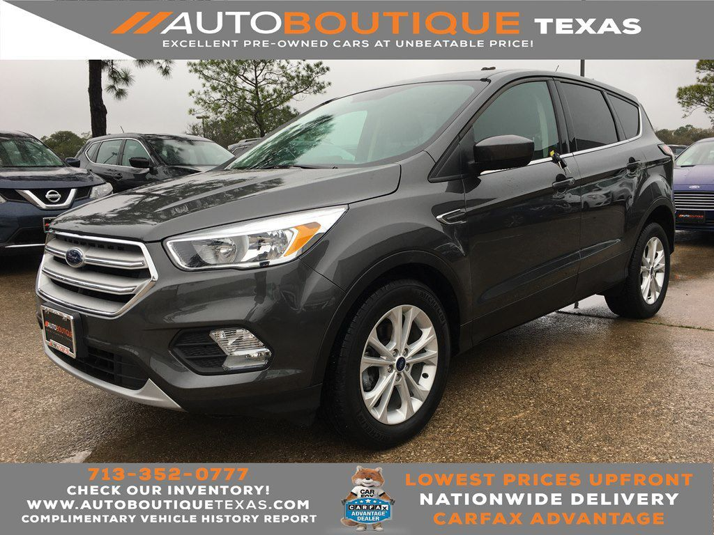 2017 FORD ESCAPE SE SE Houston TX