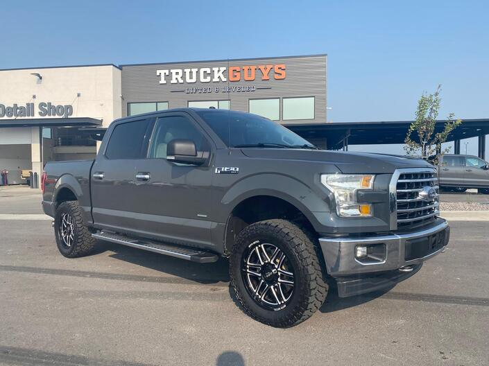 2017 FORD F150  West Valley City UT