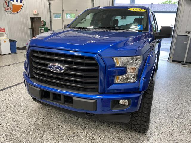 2017 FORD F150 CREW CAB 4X4 STX Bridgeport WV