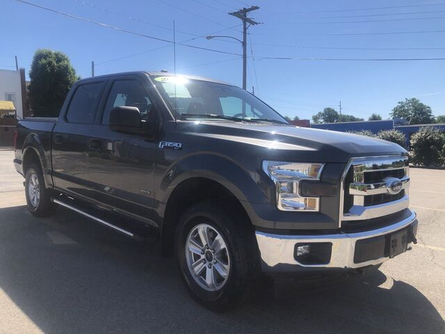 2017 FORD F150 XLT XLT SuperCrew 6.5-ft. Bed 4WD Frankfort KY