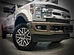 2017 FORD F250 CREW CAB 4X4 ULTIMATE KING RANCH