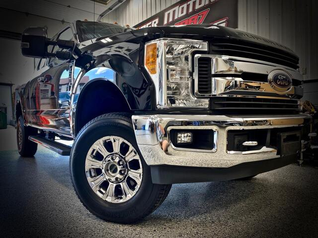 FORD F350 EXTENDED CAB 4X4 XLT 2017