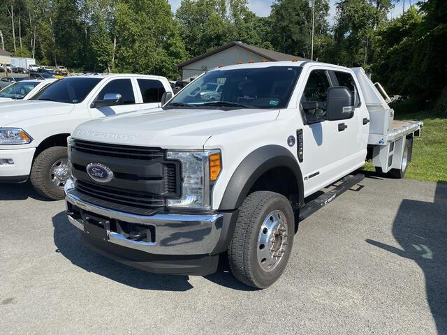 2017 FORD F550 CREW CAB 4X4 XL Bridgeport WV