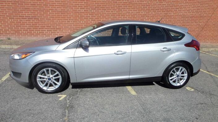2017 FORD FOCUS  Youngsville NC