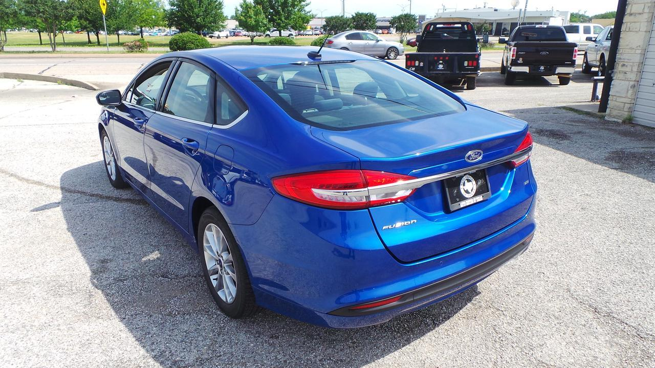 2017 FORD FUSION Terrell TX