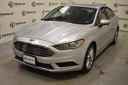 2017 FORD FUSION SE HYBRID  Kansas City MO