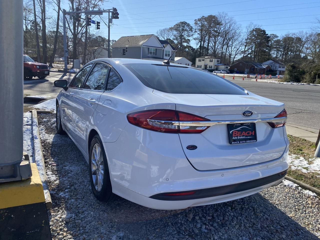 2017 FORD FUSION SE, WARRANTY, BLUETOOTH, BACKUP CAM, AUX/USB PORT, SYNC, HEATED SEATS Norfolk VA