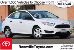 2017_FORD_Focus_S_ Roseville CA